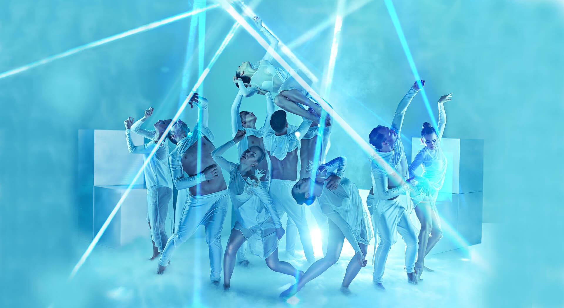 Балет SHADOWS: шоу Lovers2Lovers заказать на мероприятие